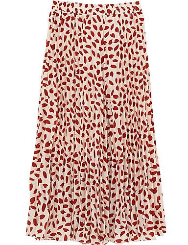 be0af5e4ea38 γυναικεία φούστες swing midi - polka dot. $21.44. USD $14.99 · Χαμηλού  Κόστους Γυναικείες Φούστες-γυναικεία ...
