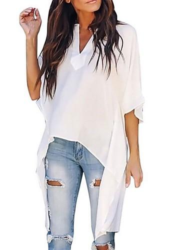 Blouses & Shirts 2019 New Arrival Womens Long Sleeve Shirt Female Loose Stripes Small Fresh Fresh Causal Shirt Women Floral Shirt 903i 30