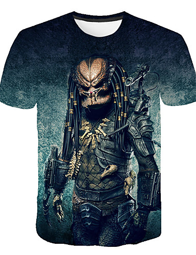 1bb6e3f5 Men's 3D T-shirts Online | Men's 3D T-shirts for 2019
