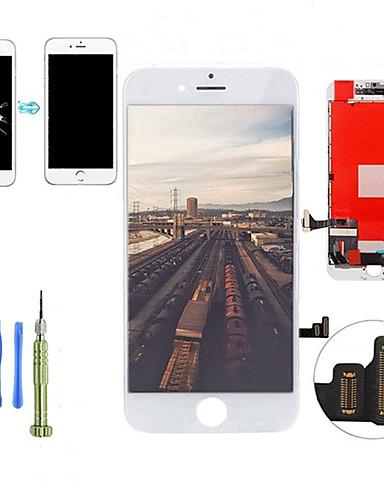 2019 החלפת LCD חדש מסך מגע מגע מסך דיגיטיזר הרכבה הלוח הקדמי ערכת עם כלי פירוק עבור iPhone 7 פלוס qyqfashion