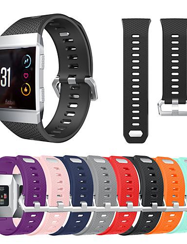 ספורט סיליקון שעון הלהקה wristband פרק כף היד עבור fitbit יונית שעון חכם