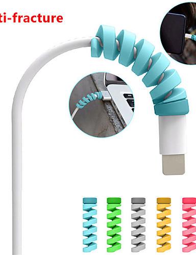 מיקרו USB כבל נורמלי / קלוע TPE / עמ' מתאם כבל USB עבור סמסונג / Huawei / נוקיה