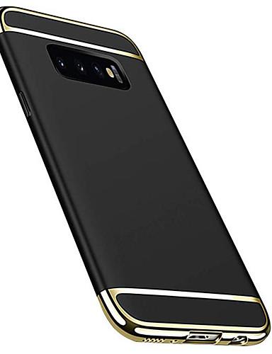 מגן עבור Samsung Galaxy S9 / S9 Plus / S8 Plus ציפוי כיסוי אחורי אחיד קשיח פלסטי