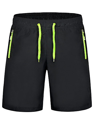 cheap Outdoor Clothing-Men's Women's Hiking Shorts Outdoor Breathable Quick Dry Comfortable Summer Shorts Hiking Beach Camping White Orange Green 5XL 6XL 8XL