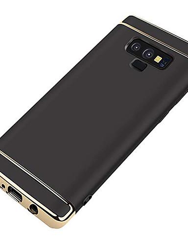 מגן עבור Samsung Galaxy Note 9 / Note 8 ציפוי כיסוי אחורי אחיד קשיח PC