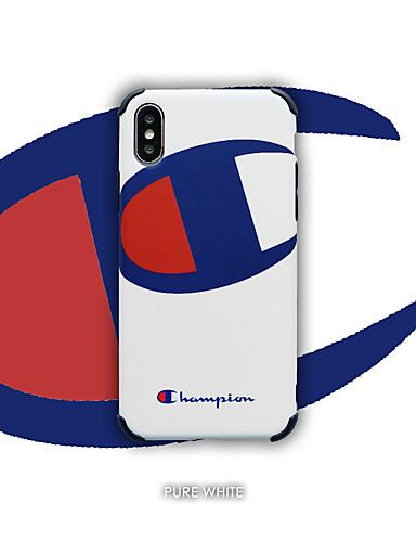 Pouzdro Uyumluluk Apple iPhone XS / iPhone XR / iPhone XS Max Ultra İnce / Şeffaf Arka Kapak Hayvan / Karton TPU
