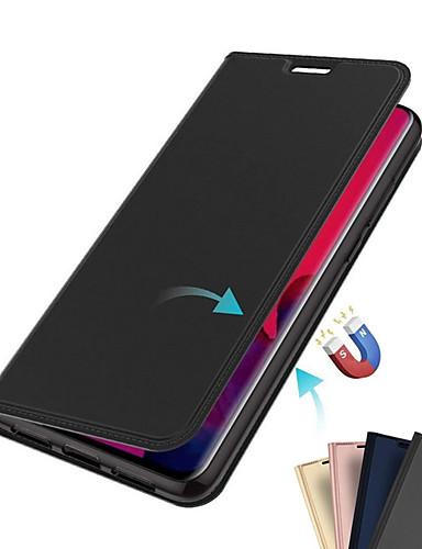 Manyetik deri kitap flip telefon kılıfı için huawei p30 pro p30 lite p30 kart tutucu cüzdan kapak için huawei p20 pro p20 lite p20