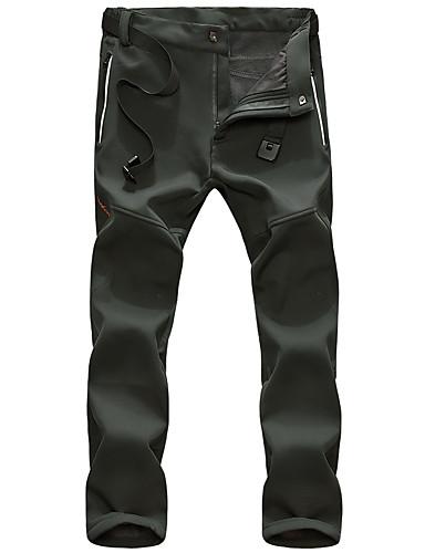 abordables Pantalons Femme-Femme Basique Chino Pantalon - Couleur Pleine Rouge, Classique Noir Bleu Roi Gris Foncé XS S M