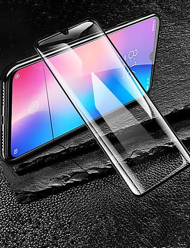 XIAOMIScreen ProtectorXiaomi CC9 Yüksek Tanımlama (HD) Ön Ekran Koruyucu 1 parça Temperli Cam