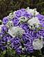 preiswerte Hochzeitsblumen-Hochzeitsblumen Sträuße Hochzeit Party / Abend Schaum 25 cm ca.