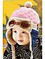 preiswerte Kinder Hüte & Kappen-Hüte & Kappen Ganzjährig Acryl Braun Rot Blau Rosa