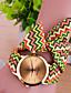 ieftine Ceas Brățară-Pentru femei Quartz Ceas Brățară Ceas Casual Material Bandă Charm Modă Multicolor