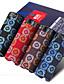 baratos Roupas Íntimas e Meias Masculinas-SHINO® Algodão / Fibra de Carbono de Bamboo Boxer Curto 4 / caixa-F016