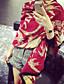 お買い得  ファッションスカーフ-レディース 秋 冬 カジュアル ラムファー プリント 長方形