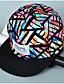 billige Trendy hatter-Dame Fritid Baseballcaps,Vinter Trykt mønster Bomull
