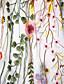 voordelige Trouwjurken-A-lijn V-hals Tot de grond All Over Lace Aangepaste trouwjurken met Appliqués Kant door LAN TING BRIDE®
