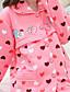 preiswerte Damen Schlafanzüge-Damen Baumwolle Anzüge Pyjamas Herz