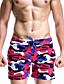 זול מכנסיים ושורטים לגברים-בגדי ריקוד גברים פשוט כותנה שורטים מכנסיים להסוות