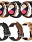 זול להקות Smartwatch-עור אמיתי רטרו wristband wristband רצועת היד לצפות הלהקה עבור סמסונג גלקסיה לצפות פעיל / גלקסיה לצפות 42mm / ציוד ספורט / הילוך s2 שעון חכם
