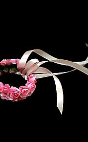 Fleurs de mariage Bouquets / Petit bouquet de fleurs au poignet / Autres Mariage / Fête / Soirée Matière / Papier 0-20cm