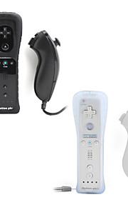 Kontroller for Nintendo Wii Wii U Wii MotionPlus Trådløs