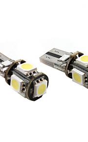 SO.K T10 Ampoules électriques SMD 5050 100LM