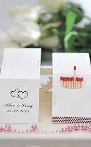 웨딩파티 하드 카드 용지 혼합 재료 웨딩 장식 클래식 테마 사계절