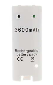 Batterijen en Opladers voor Nintendo Wii Wii U Noviteit Vast