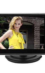 Instrument 3.5 Inch TFT LCD Adjustable Monitor for CCTV Camera with AV RCA Video Sound Input voor veiligheid Systemen 15*14cm 0.121kg