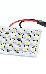 SO.K Coche Bombillas 1W W LED de Alto Rendimiento lm 24 Luces interiores