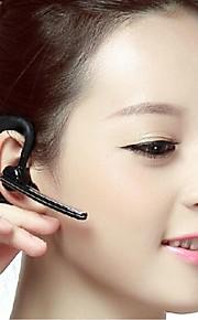 Høretelefoner (Earbuds, I-Øret) (Sort , Alt-i-En/Bluetooth/Mikrofon/mp3/Resonans/Lydstyrke Kontrol/Ørestykker/Lyd-annulerende) -