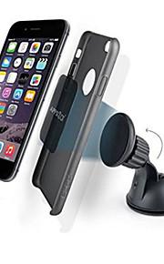 Bil iPhone 6 Plus iPhone 6 iPhone 5S iPhone 5 iPhone 5C iPhone 4/4S Universal Mobiltelefon Montage Stativ Holder Magnetisk iPhone 6 Plus