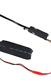 Diy modul wifi ip trådløs hd hjemme sikkerhed fjernbetjening kamera mini dvr