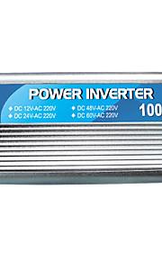 1000W Power Inverter 12V24V to 220V with USB