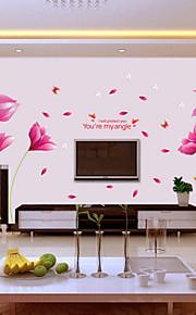 Landschaft Tiere Romantik Mode Formen Blumen Feiertage Worte & Zitate Cartoon Design Fantasie Wand-Sticker Flugzeug-Wand Sticker