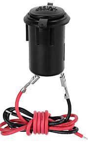 sigarettenaansteker in de auto 12v / 10a socket - zwart (12V)