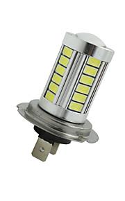 SO.K 2pcs H7 Automatisch Lampen 5W SMD 5630 600lm 33 LED Mistlamp