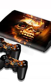 B-SKIN USB Bolsas e Cases Adesivo - Sony PS3 Novidades Sem Fio #