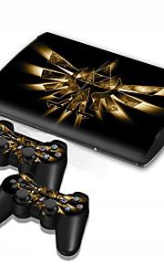 B-SKIN USB Väskor, Skydd och Fodral Klistermärke - Sony PS3 Originella Trådlös #