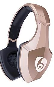OVLENG S33 Draadloos Hoofdtelefoons Dynamisch Muovi Mobiele telefoon koptelefoon Met volumeregeling met microfoon Geluidsisolerende