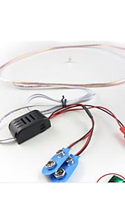 nye mini øresnegl trådløse øretelefon til mobiltelefon med mikrofon