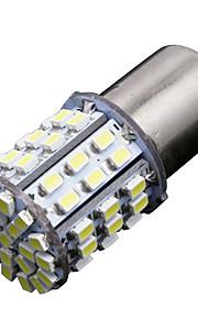 GC®  1156 / BA15S 7.5W 500LM 85x3020 SMD White LED for Car Turn Steering Light / Brake Light Lamp (DC12V) 1pc