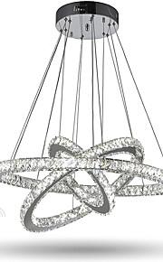 Tradisjonell / Klassisk Moderne / Nutidig Vedhæng Lys Baggrundsbelysning - Krystal Dæmpbar LED, 110-120V 220-240V Pære Inkluderet
