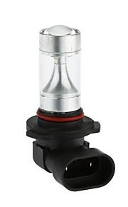 SENCART 2pcs P22d / P20d / 9006 Automatisch Lampen 30W SMD LED 800-1500lm LED Mistlamp