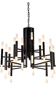 Ecolight™ Lustre Lumière d'ambiance - LED, Designers, 110-120V / 220-240V, Blanc Crème, Ampoule incluse / G4 / 20-30㎡ / LED Intégré
