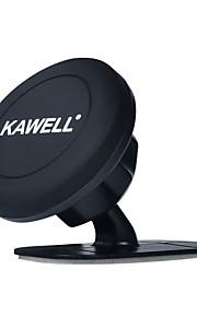 Telefon holderkawell universalstang på dashboard magnetisk bilholder (til bil køkken sengelinned badeværelse) mobiltelefon bil mount til