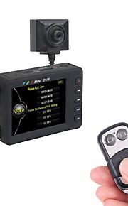 760a305 mini dv digitale videoovervågningskameraer med 2,7 tommer hd lcd skærm