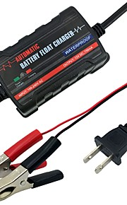 Battery Charger Maintainer for Cars Motorcycles Boats ATVs UTVs PWCs RVs
