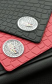 bil mobiltelefon monteringsholder holder anti-slip mat universal stickup type holder
