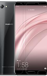 スクリーンプロテクター Huawei のために PET 強化ガラス 1枚 スクリーン&ボディプロテクター アンチグレア 指紋防止 傷防止 超薄型 防爆 硬度9H ハイディフィニション(HD)